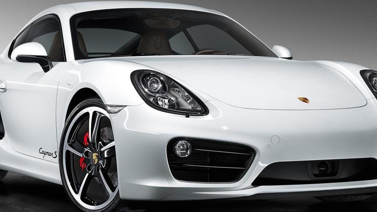 Cayman S by Porsche Exclusive