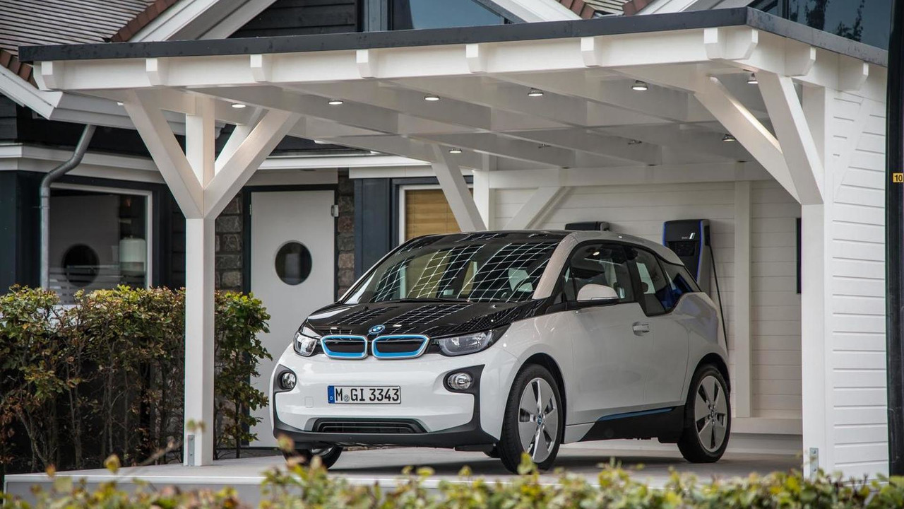 BMW at the consumer electronics show