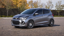 Chevrolet spices up new Spark with SEMA-bound RS concept