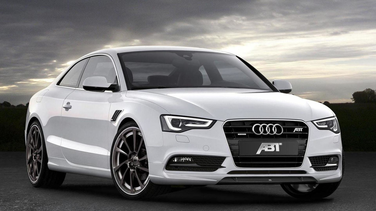 Audi A5 by Abt Sportline 2.2.2012