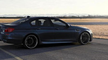BMW M5 by G-Power 17.2.2012