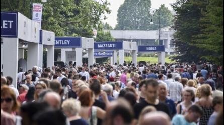 Parco Valentino, a Torino c'erano 700mila persone