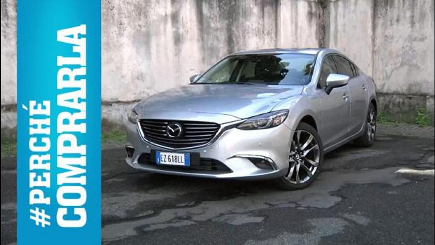Mazda6, perché comprarla… e perché no [VIDEO]