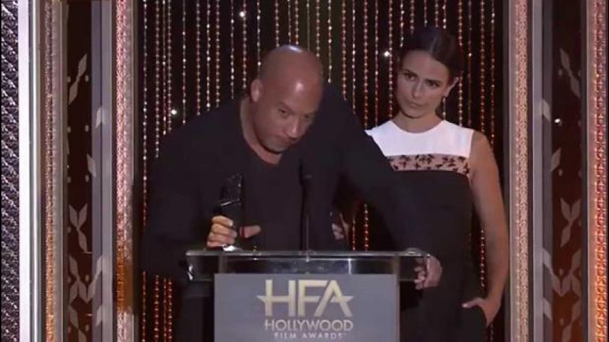 Fast and Furious 7 vince l'Hollywood Blockbuster Award [VIDEO]