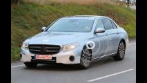Nuova Mercedes Classe E, foto spia