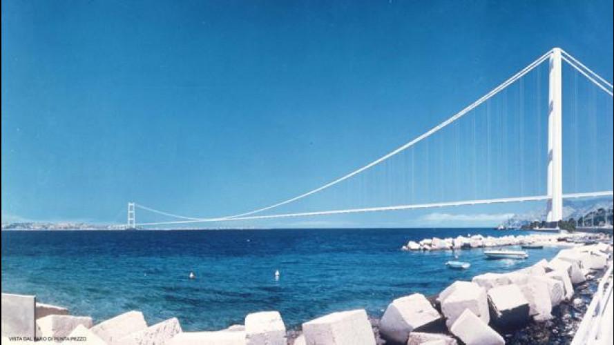 Ponte di Messina, il progetto torna in Parlamento