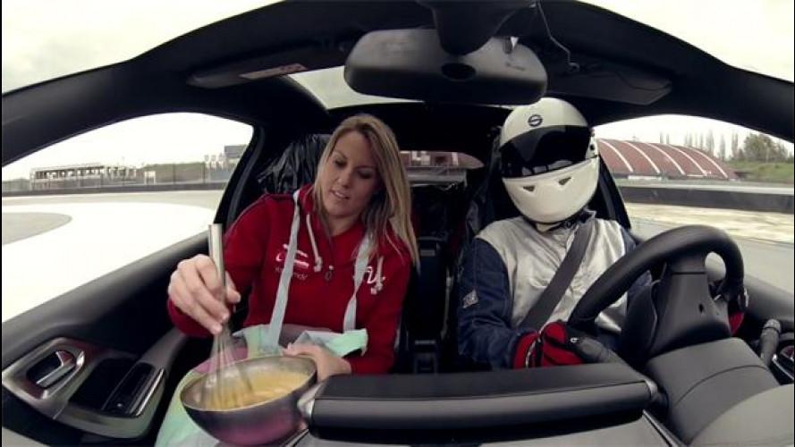 Pallavoliste, cuoche e pilotesse nel Social Test di Peugeot 208 XY [VIDEO]