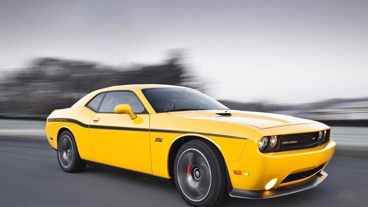 2012 Dodge Challenger SRT8 392 Yellow Jacket 10.11.2011