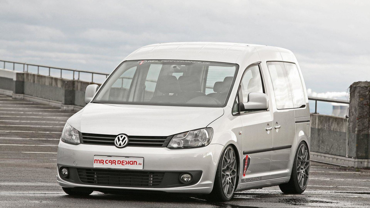 Volkswagen Caddy Maxi by MR Car Design 22.12.2011