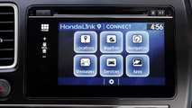 HondaLink system in 2014 Honda Civic 04.12.2013