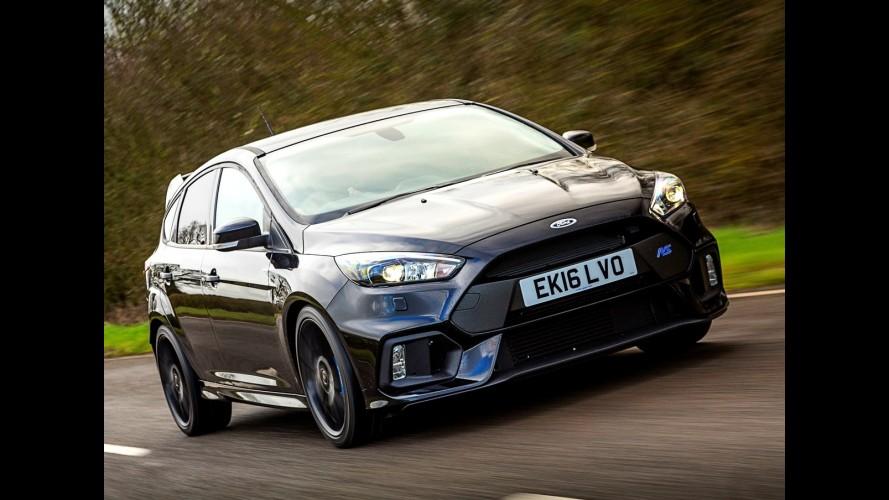 Focus RS com preparação oficial vai a 375 cv e acelera igual superesportivo