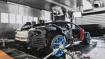 Produção do Bugatti Chiron 2017 em Molsheim