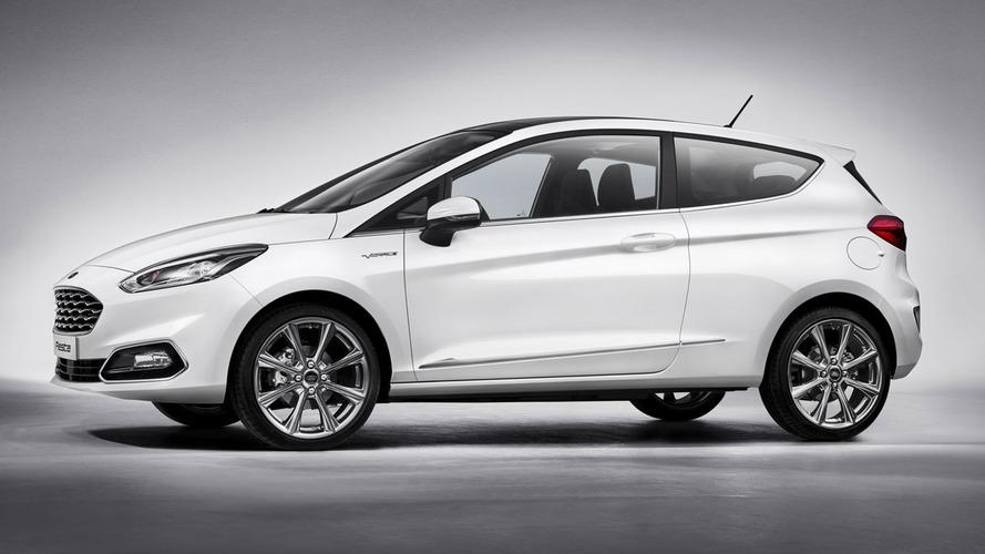 2017 Ford Fiesta photos leak early