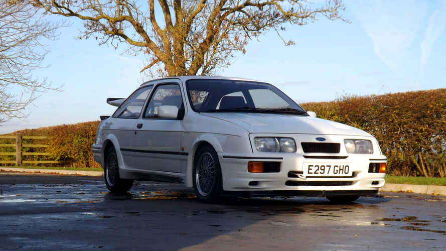 Is this Ford Sierra Cosworth RS500 worth $87K?