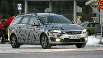Ford Mondeo Estate Spy