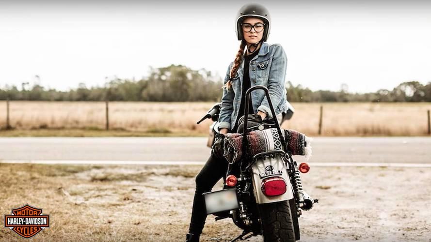 Harley-Davidson Politely Reminds Us Its Bikes are Customizable