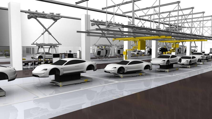 Porsche And Audi Talk About PPE Partnership To Develop New EVs