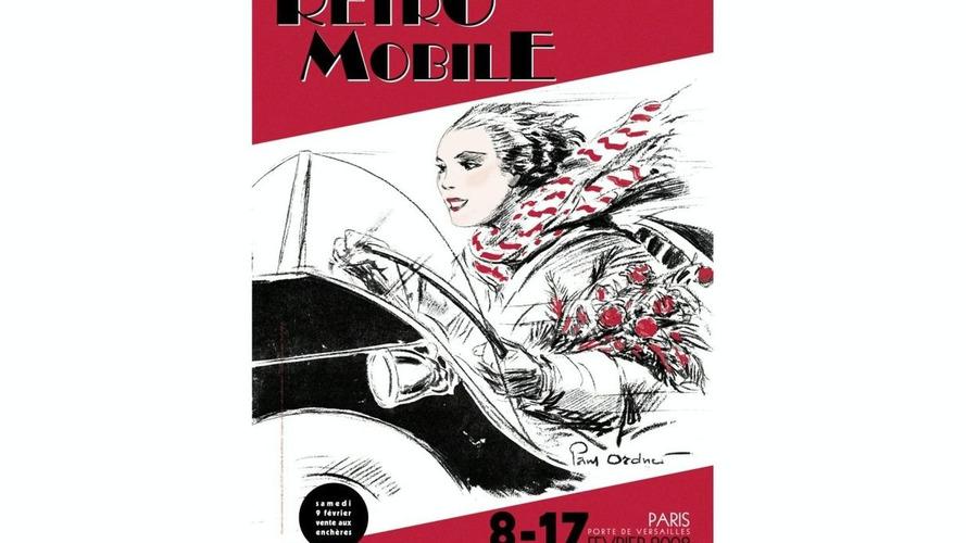Retromobile 2008 gets close