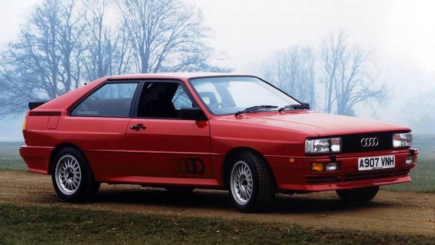 Galería de fotos: los Audi con motor de cinco cilindros