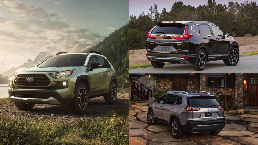 2019 Toyota RAV4: How Does It Stack Up Against The Competition?