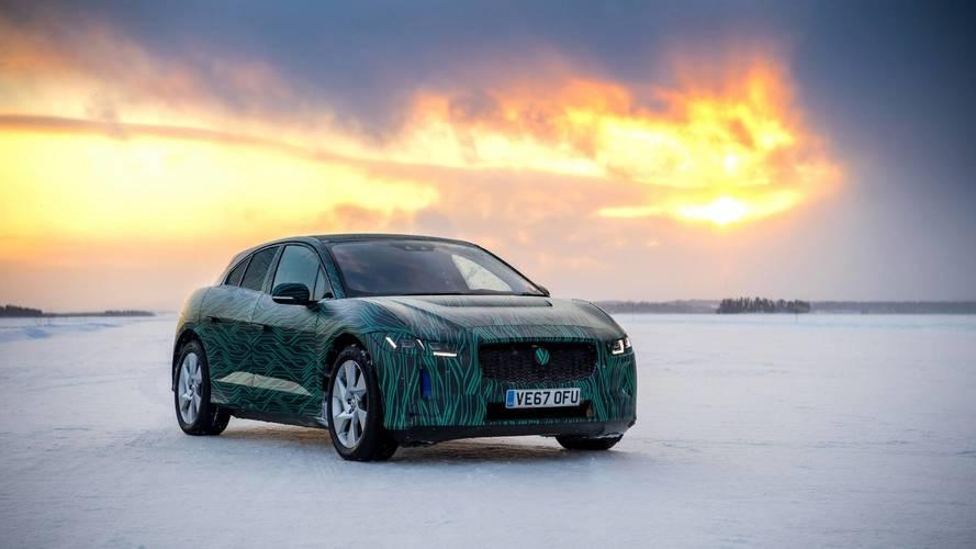 Le Jaguar I-Pace sera dévoilé le 1er mars 2018