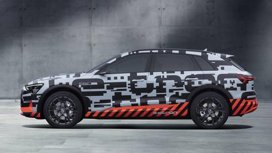 Audi E-Tron prototipi