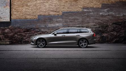 New Volvo V60 estate set to take on Audi and BMW