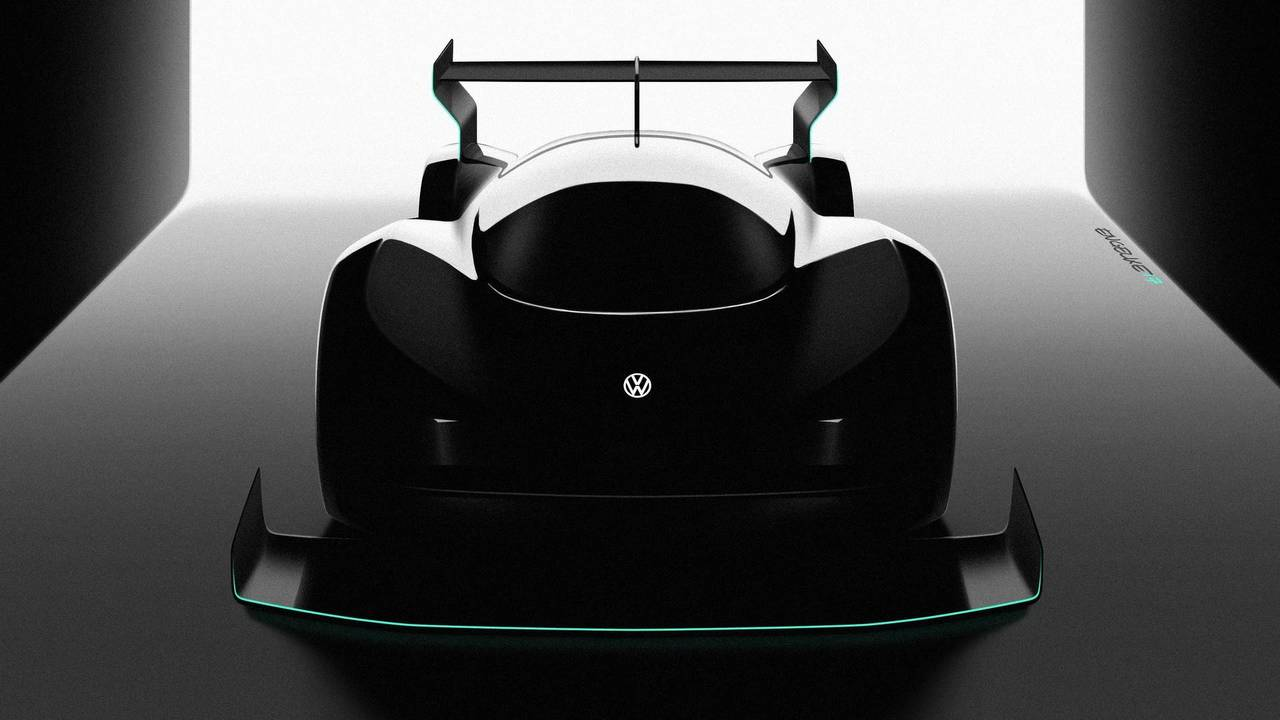 VW Electric Race Car for 2018 Pikes Peak