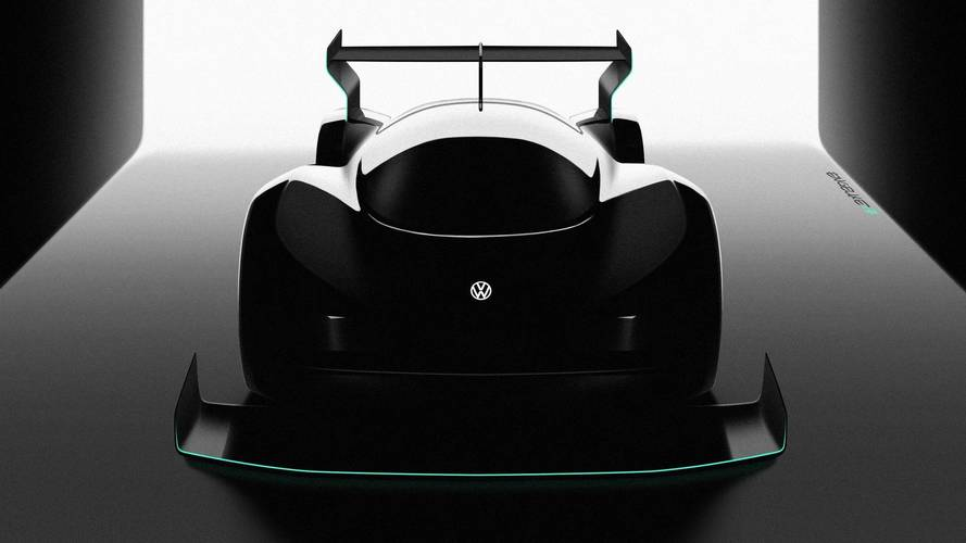 VW apresenta seu elétrico para o Pikes Peak