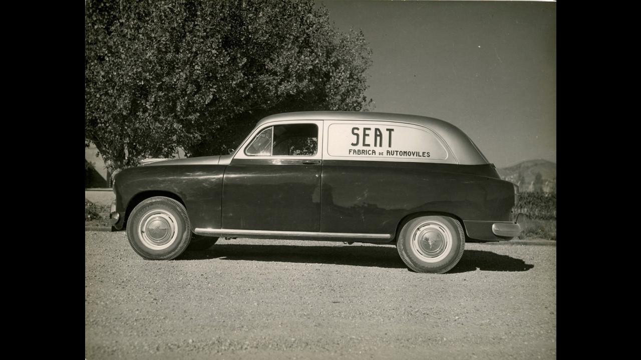 Seat 1400, la locandina pubblicitaria