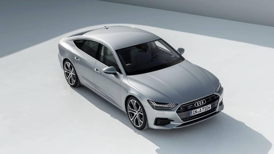 Nouvelle Audi A7 - Voici les prix !