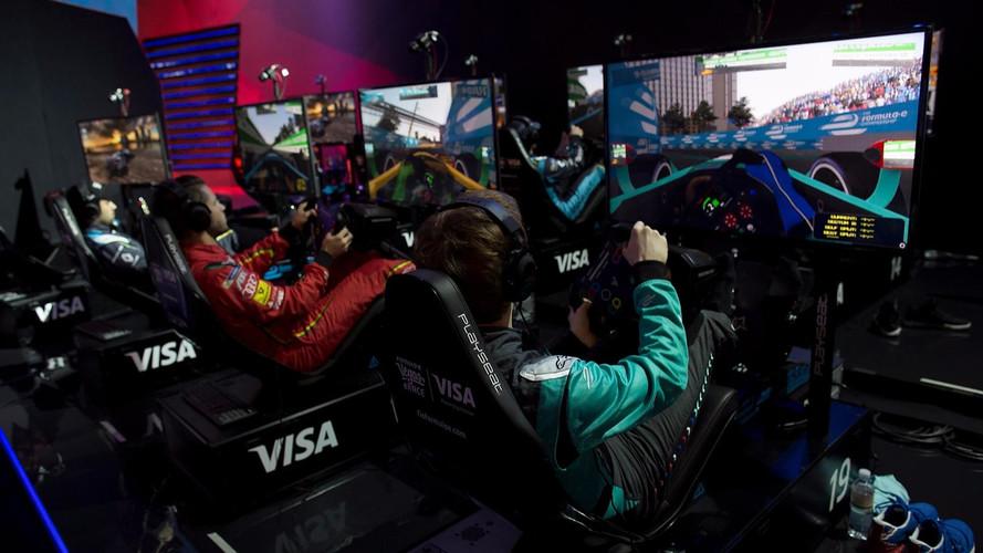 Un Championnat du monde virtuel pour la Formule 1