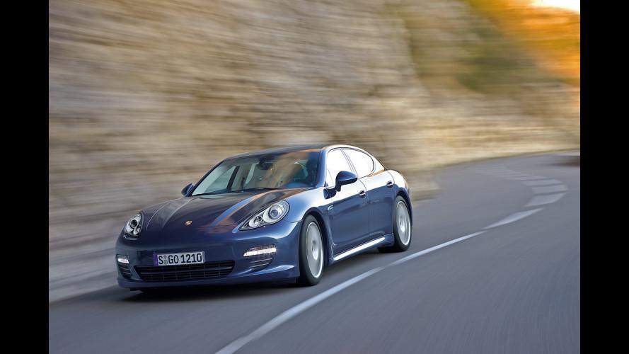 Porsche Panamera: al Nürburgring è la 4 porte più veloce