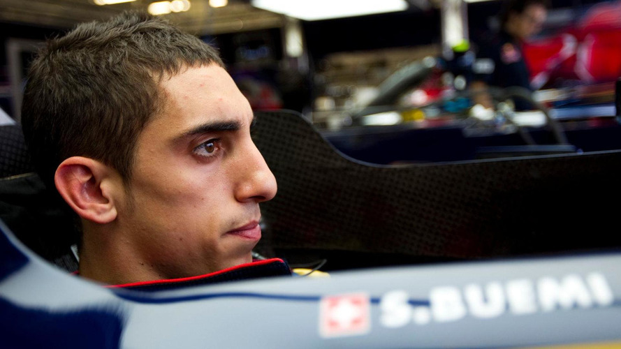 New mechanic and trainer for Buemi in 2011