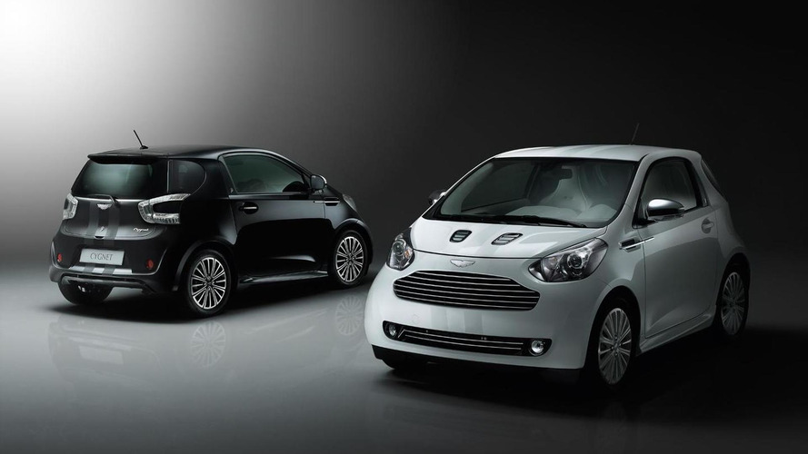 Aston Martin Cygnet in short supply - report