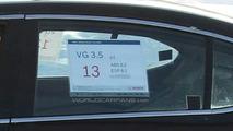 Kia VG sedan 3.5 spy photo