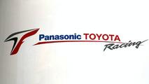 Panasonic Toyota Racing Logo