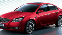 Chinese Market  2009 Buick Regal