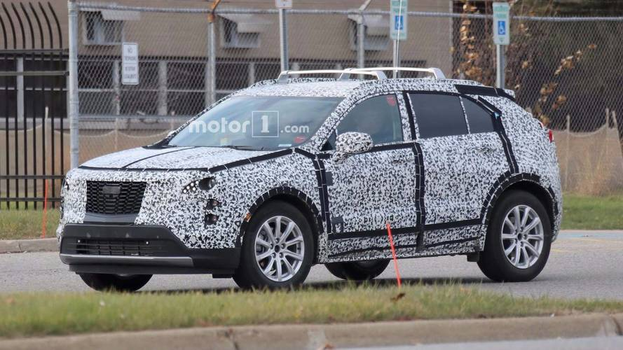 Cadillac XT4 Reportedly Debuting In March At New York Auto Show