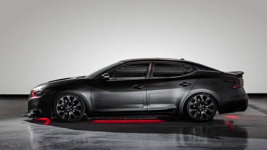 2018 Nissan Maxima Kylo Ren