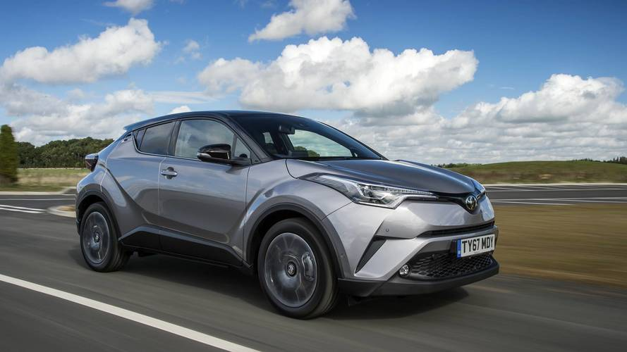2017 Toyota C-HR review: Stylish, not practical