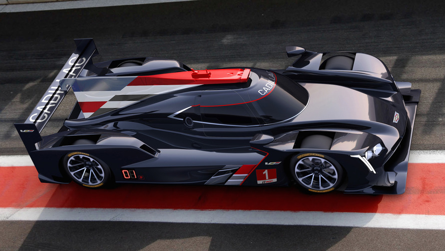 Cadillac returns to endurance racing with DPi-V.R Prototype