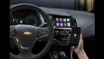 Chevrolet apresenta novo Cruze 2016 com motor 1.4 Turbo e muita tecnologia