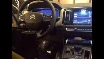 Flagra: com novo 'carão', Citroën C6 se prepara para retornar ao mercado