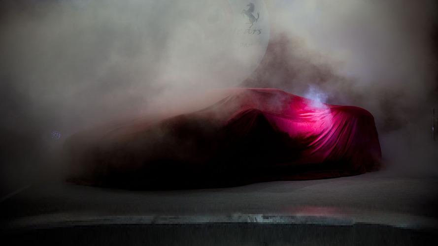 Karşımızda gizemli bir V12 Ferrari var, tahminleri alalım