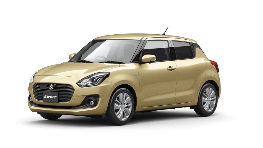Novo Suzuki Swift 2017 é revelado