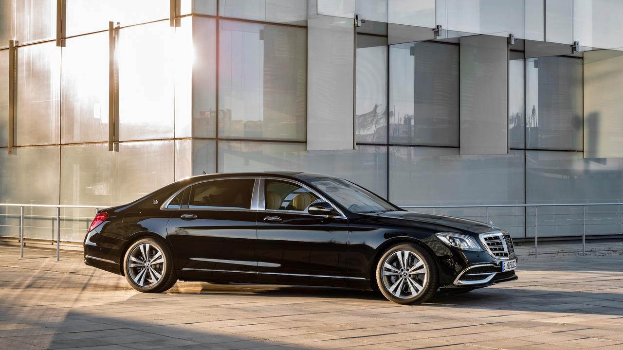 2018 Mercedes-Maybach S-Class photo