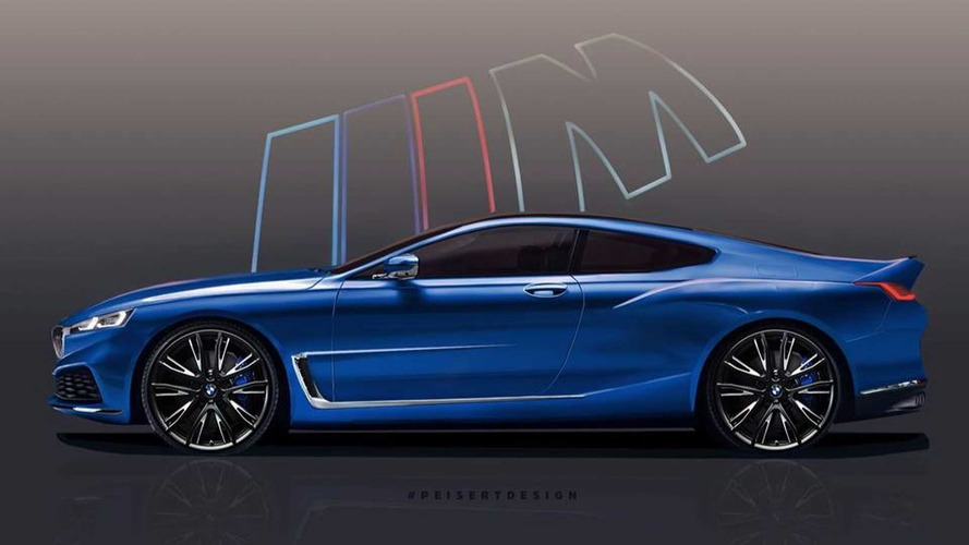 BMW Série 8 - Une illustration plus vraie que nature ?