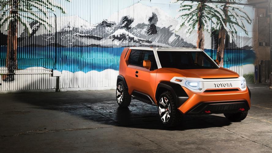 Toyota FT-4X - Bientôt sur les routes ?