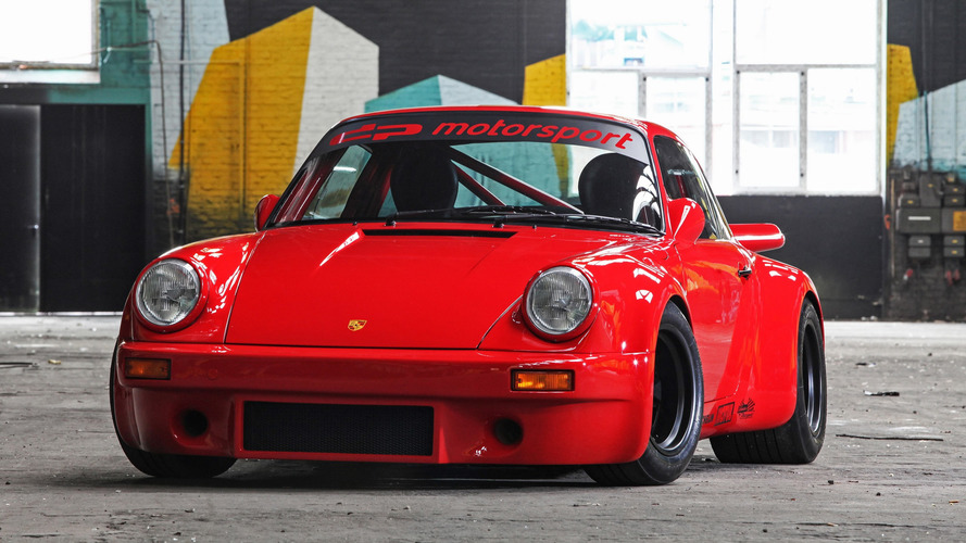 1974 Porsche 911 Tuned To Look Bloody Delicious